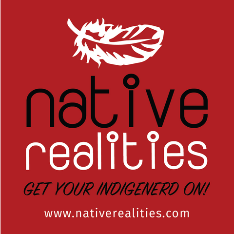 Native Realities Sticker