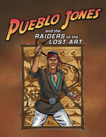 Pueblo Jones (Poster)