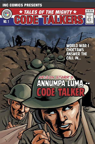 Tales of the Mighty Code Talkers #1 (DIGITAL)