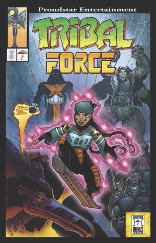 Tribal Force #1 (ICC2016 Special Edition)
