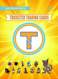 Trickster Trading Cards - Series One