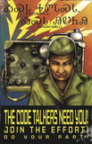 Tales of the Mighty Code Talkers Retro Posters