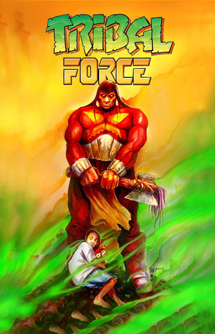 Tribal Force #1