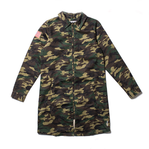 Lincoln Jacket (Camo)