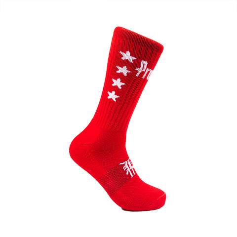 BULLIES SOCK (RED)