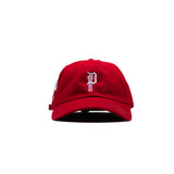BULLDOG DAD HAT (RED)