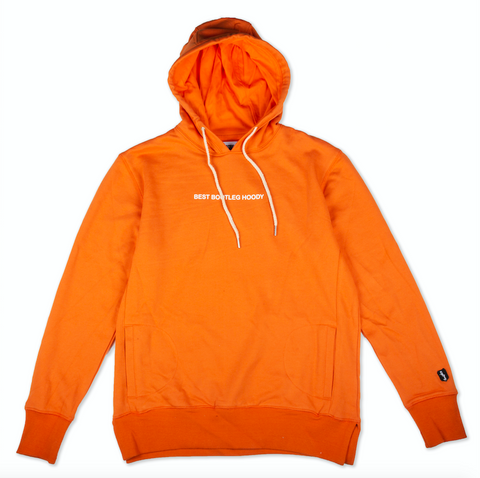 BOOTLEG HOODY (ORANGE)