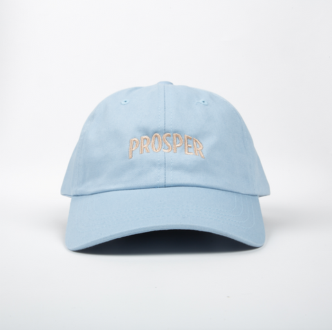 NECESSARY DAD HAT (LIGHT BLUE)