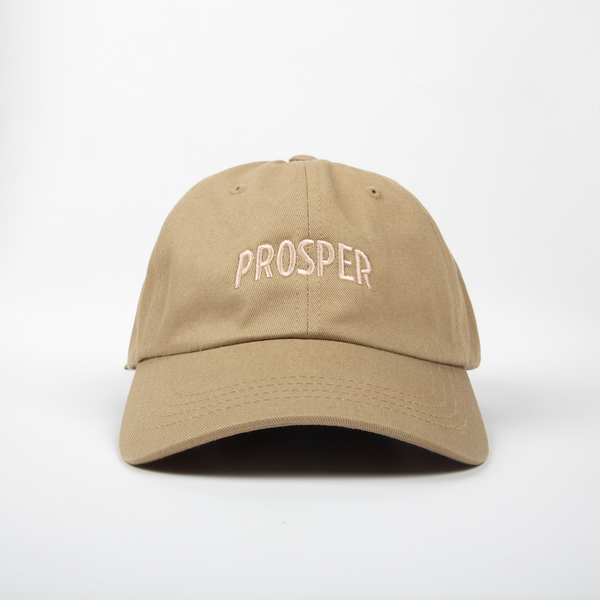 NECESSARY DAD HAT (KHAKI)