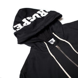 WHITNER ZIP HOODY (Black)