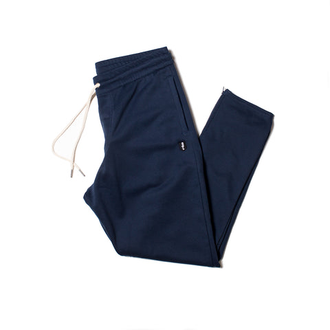 WHITNER ZIP SWEATS (Navy)