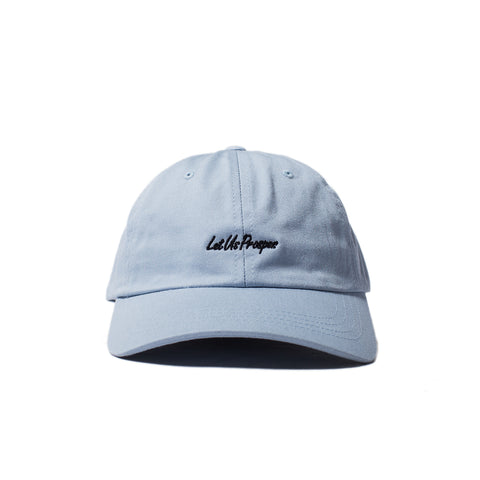 Happy LUP Hat (Light Blue/Black)