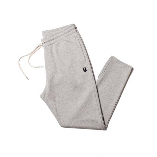 WHITNER ZIP SWEATS (Heather Grey)