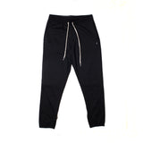 WHITNER ZIP SWEATS (Black)