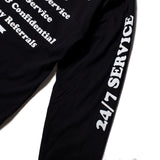 Bail Bonds L/S Tee (Black)