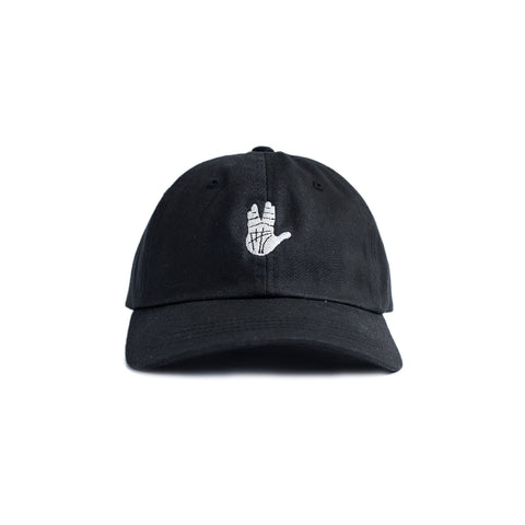 Prosper Hand Dad Hat (Black)