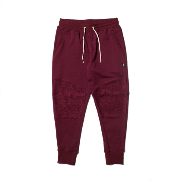 Bike Sweats - Burgundy