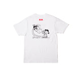 FAKE LOVE TEE (WHITE)