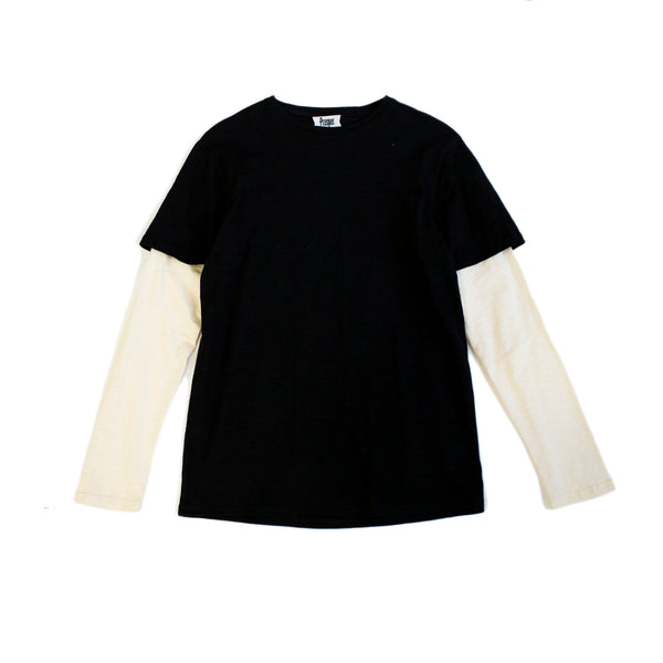 Dickinson L/S Knit (Black)