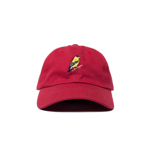 BIRD HAT (Cranberry)