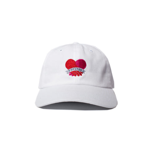 BROTHERLY LOVE DAD HAT (White)