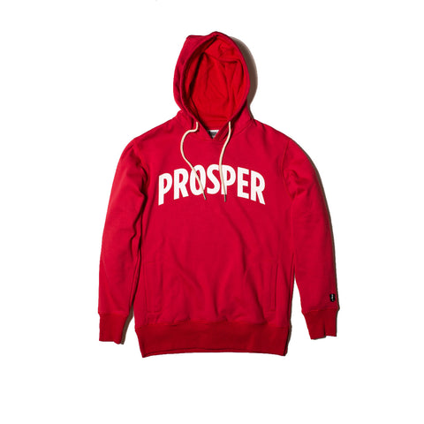 NECESSARY HOODY (Red)
