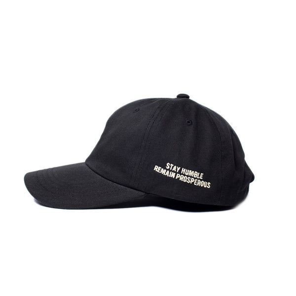 STAY HUMBLE DAD HAT (Black)