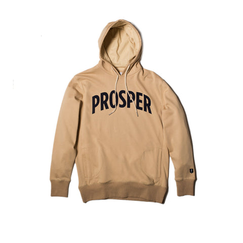 NECESSARY HOODY (Tan)