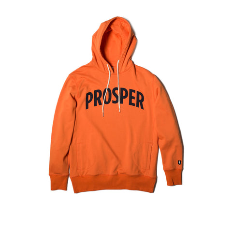 NECESSARY HOODY (Orange)