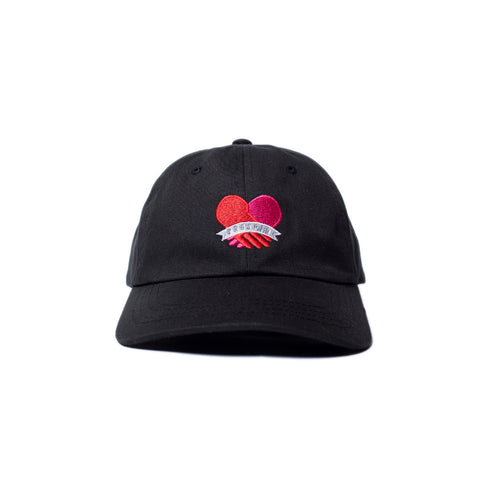 BROTHERLY LOVE DAD HAT (Black)