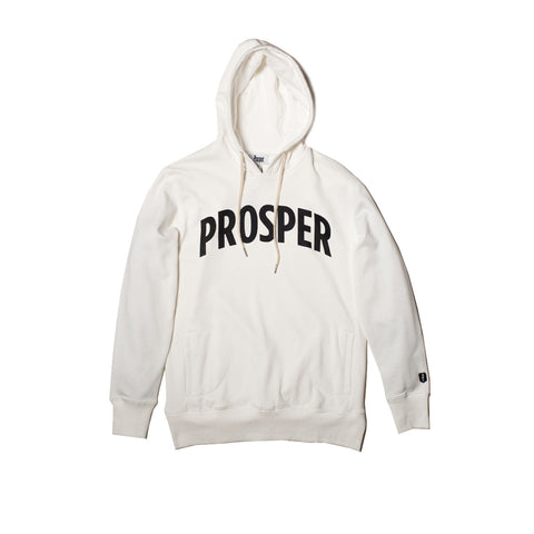 NECESSARY HOODY (White)