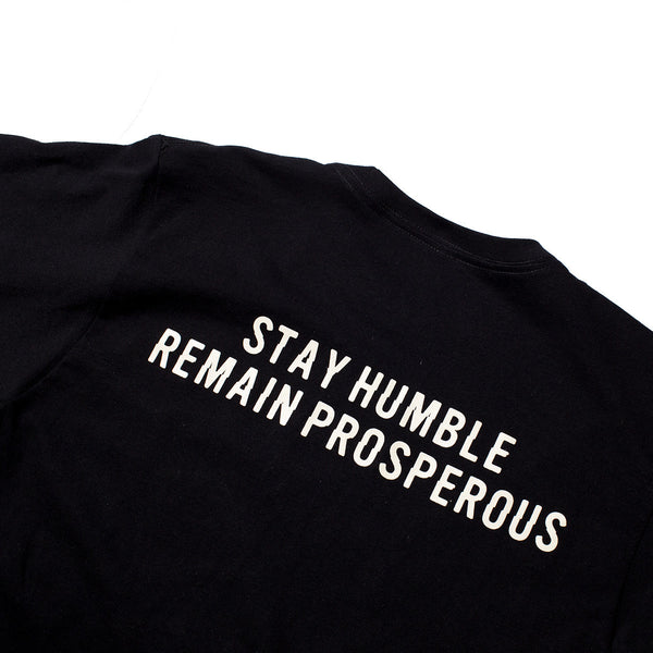 STAY HUMBLE TEE (Black)
