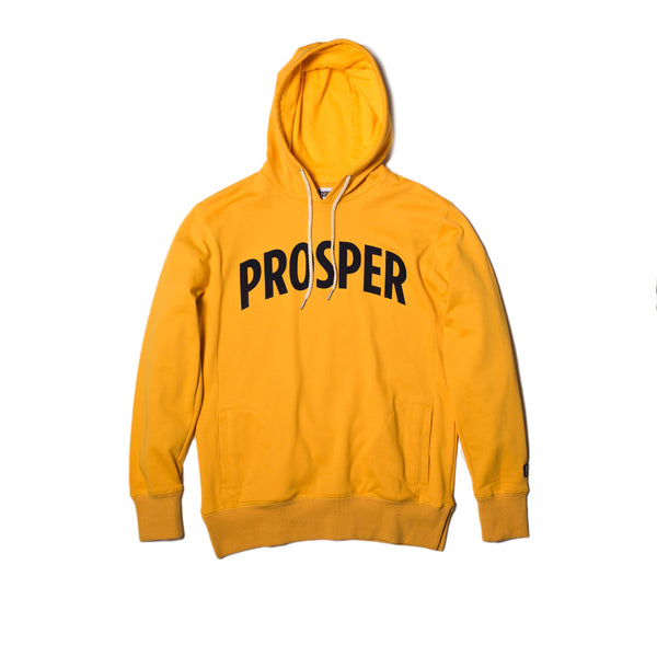 NECESSARY HOODY (Old Gold)