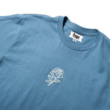 STAY HUMBLE TEE (Slate Blue)