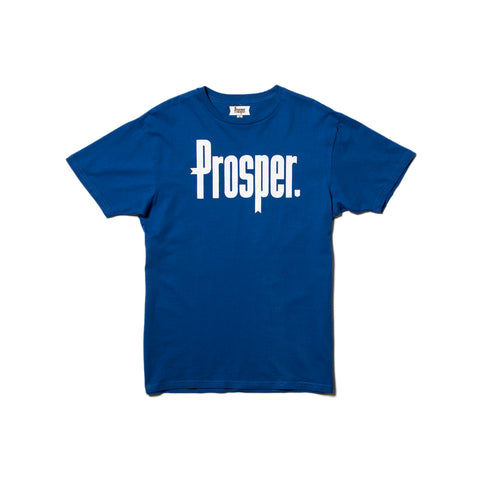 STAFF S/S TEE (ROYAL)