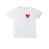 BROTHERLY LOVE TEE (White)