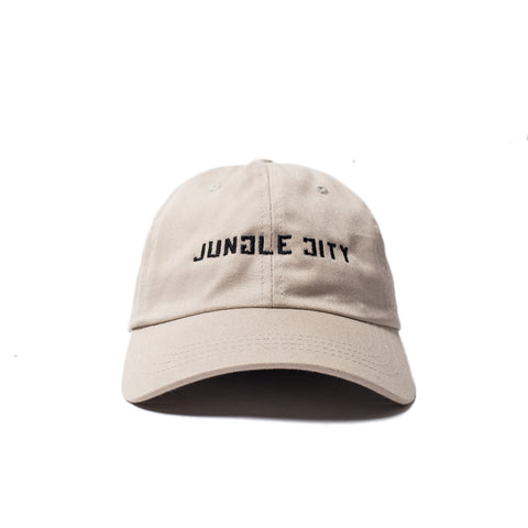 Jungle City Dad Hat (Stone)