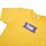 PROSPER RIBBON 2 TEE (Yellow)