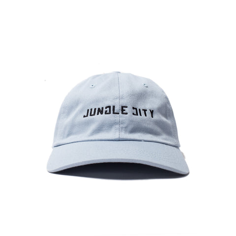 Jungle City Dad Hat (Light Blue)
