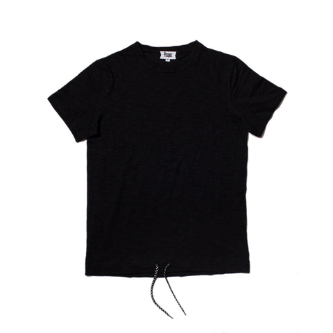 IBLE DRAWSTRING KNIT (Black)