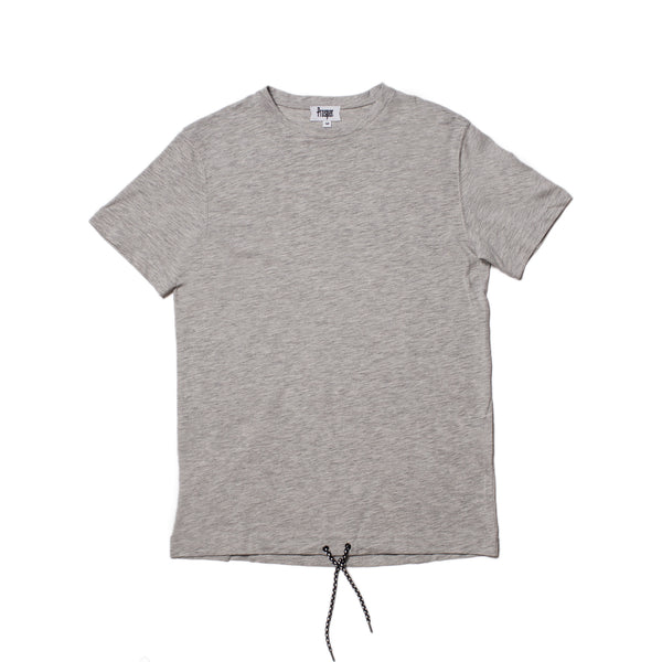 IBLE DRAWSTRING KNIT (Heather Grey)