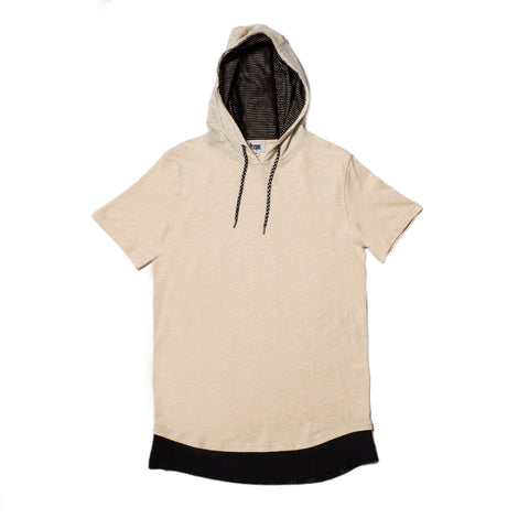 ROGEL HOODY KNIT (Cream)