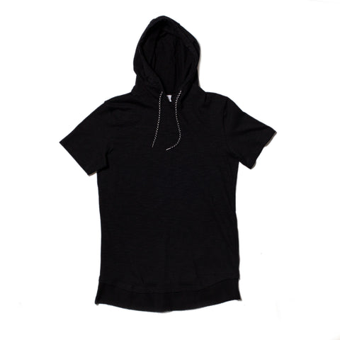 ROGEL HOODY KNIT (Black)