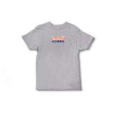 Smile S/S Tee (Heather Grey)