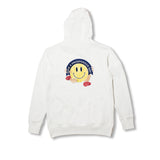 Smile P/O Hoody (White)