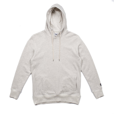 Hamilton 2 Hoody (Heather Oatmeal)