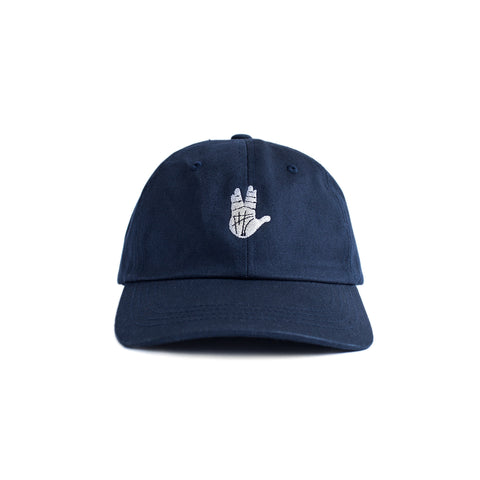 Prosper Hand Dad Hat (Navy)