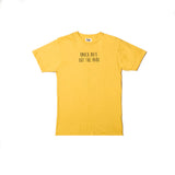 HOME RUNS TEE (YELLOW)