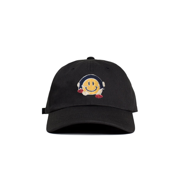 Smile Dad Hat (Black)