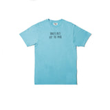 HOME RUNS TEE (PACIFIC BLUE)